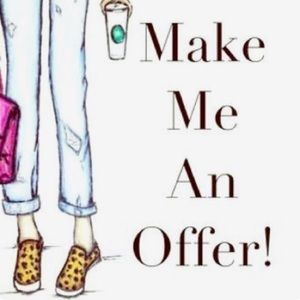 Other - Make me an offer I can't refuse!!
